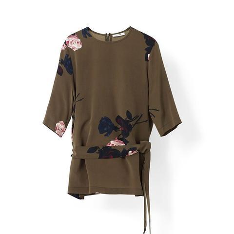 Donaldson Silk Blouse