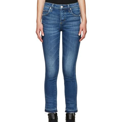 Blue Babe Jeans