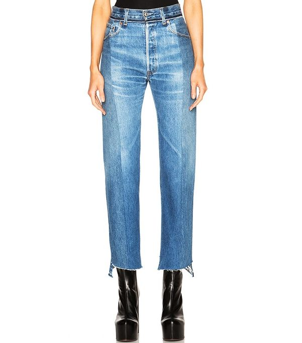 Vetements Season 1 Jeans