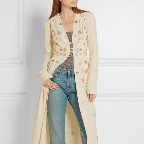 Cher Crepe Jacket
