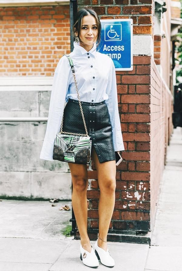 button-down-shirt-street-style