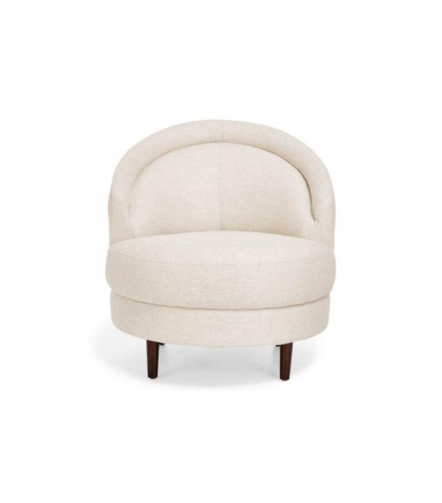 ABC Home Capri Swivel Chair