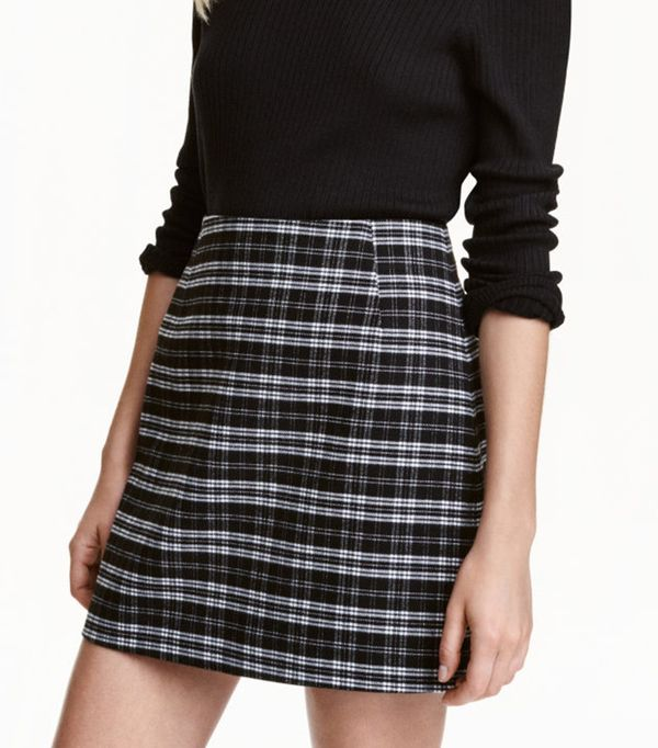 Short Skirt by H&M