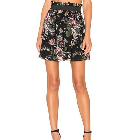 Bartlett Georgette Skirt