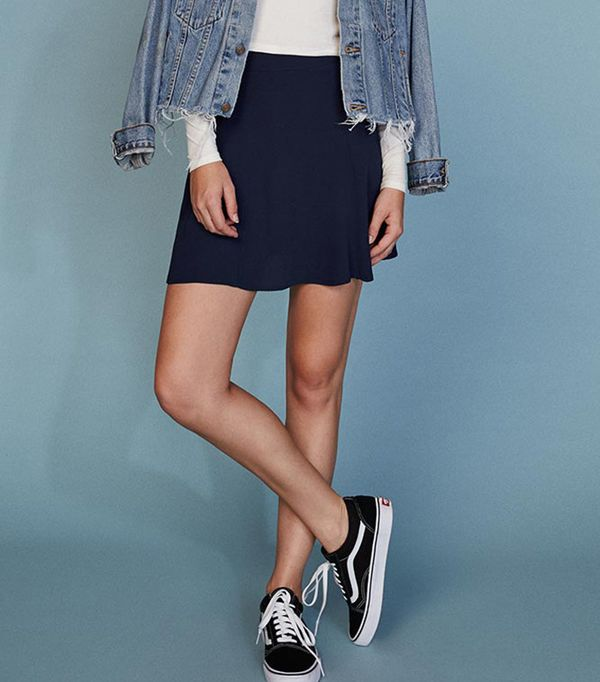 Flounce Skirt by Reformation