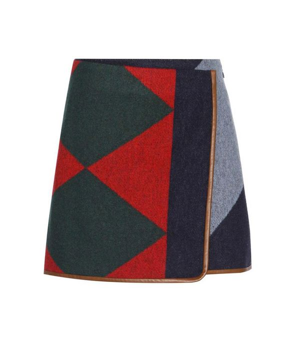 Cheval Skirt by Tory Burch