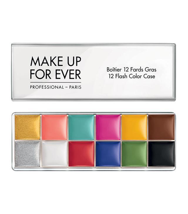 Make Up For Ever 12 Flash Color Case