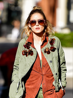 The Unexpected Way Olivia Palermo Styles This Classic Fall Trend