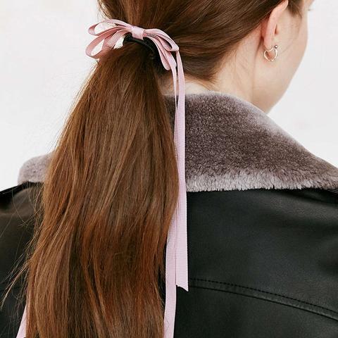 Victorian Slim Hair Bow