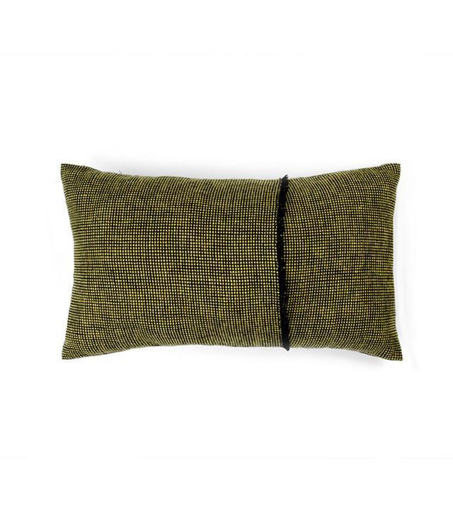 TRNK Mourne Check Rectangular Pillow