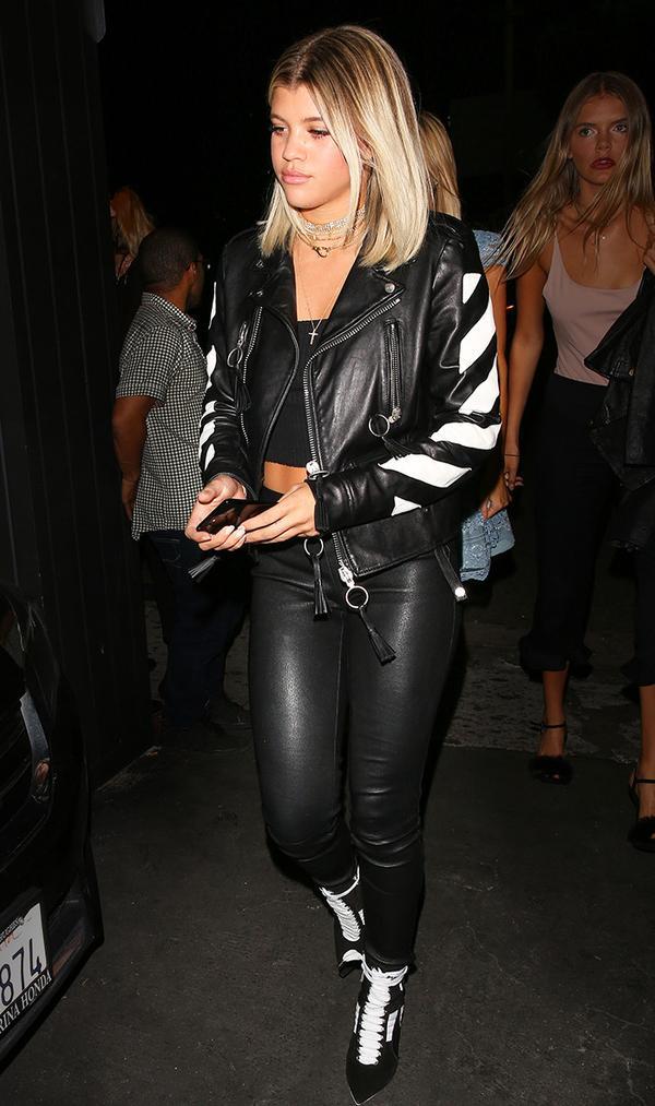 sofia-richie-style-leather-pants