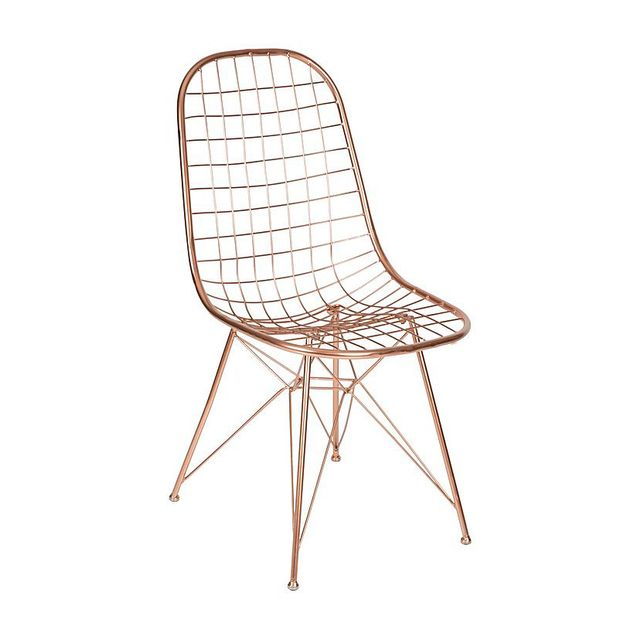 Zanui Karlstad Copper Dining Chair