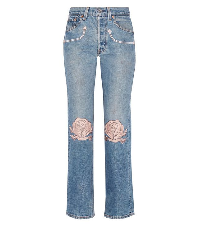 Bliss and Mischief Song of the West Jeans