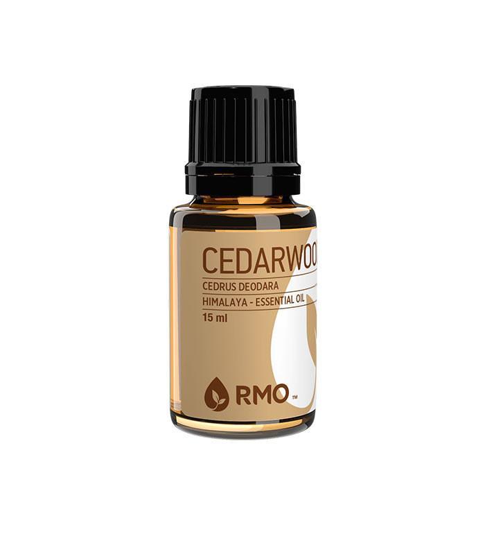 Cedarwood Essential Oil by RMO