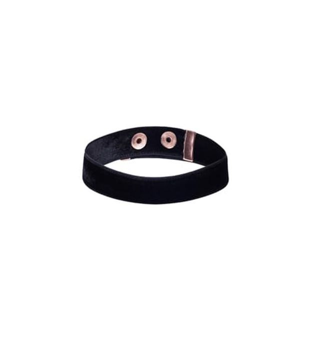 Are You Am I Rosalie Velvet Choker