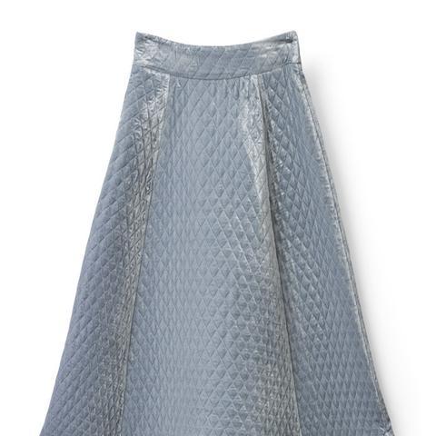 Hayden Velvet Skirt