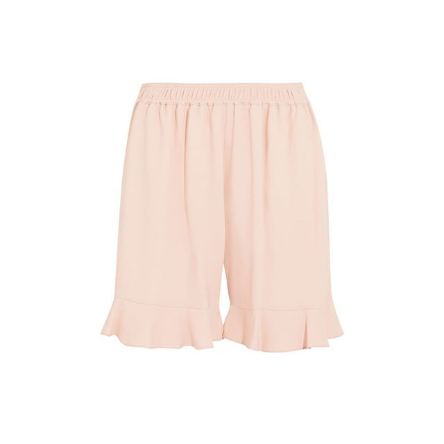 Stella McCartney Contessa Ruffled Shorts