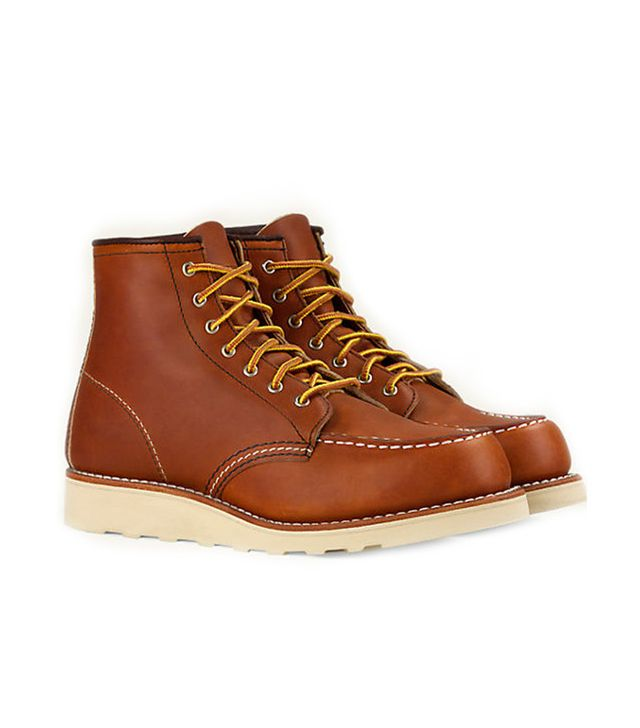 Red Wing 6-Inch Moc