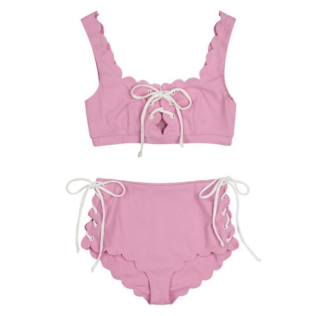 Marysia FWRD x Marysia Palm Springs Tie Bikini