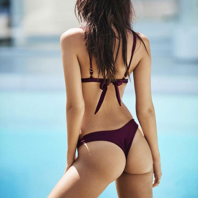 Amore + Sorvete Hula Hula Bikini Bottoms