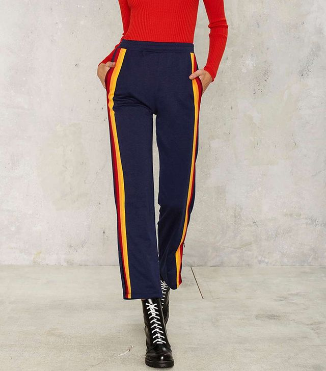 CAMP Collection Track Striped Pant