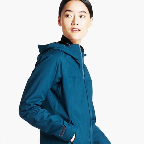 Blocktech Hooded Rain Jacket