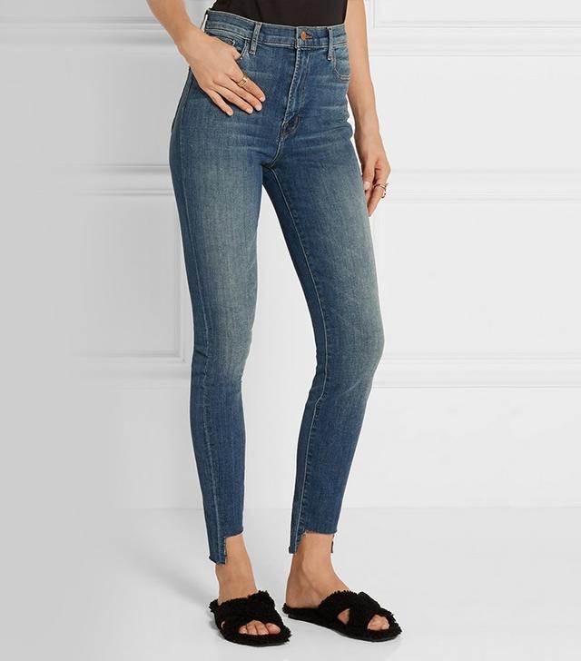 J Brand Carolina Skinny Jeans