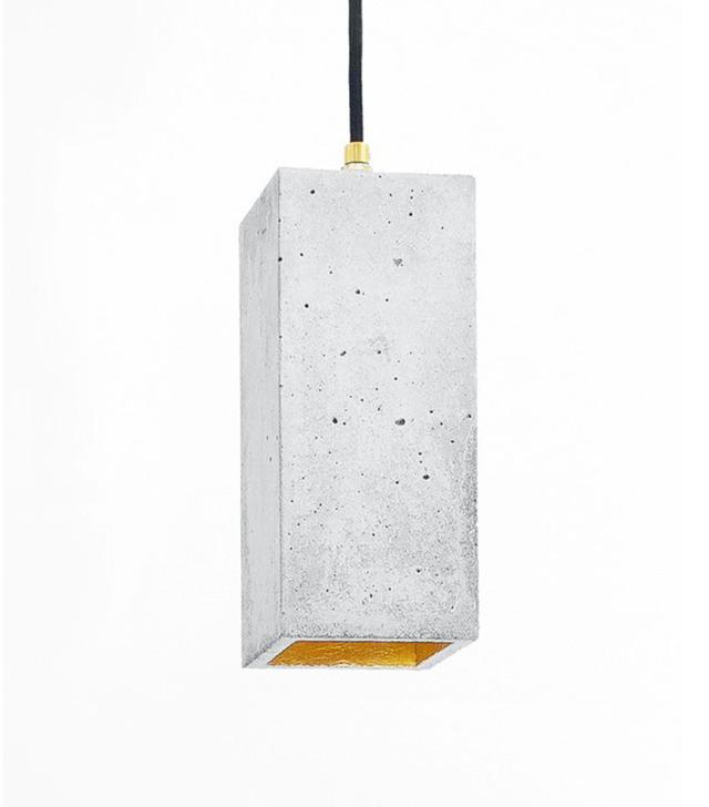 Gant Lights Concrete Hanging Lamp B2