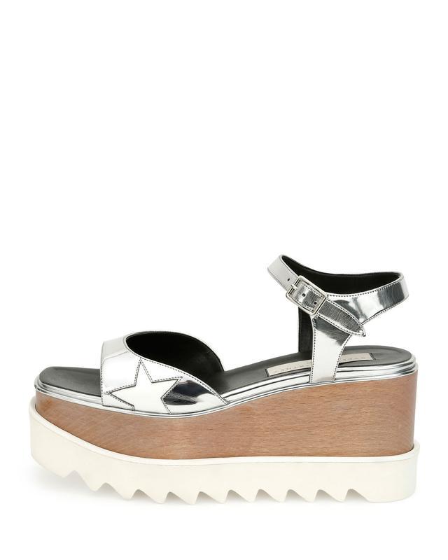Stella McCartney Star Platform Sandals