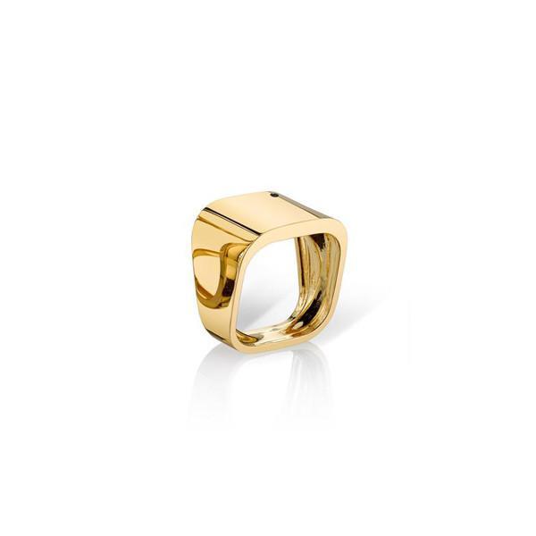Rashida Jones x Iconery Square Ring
