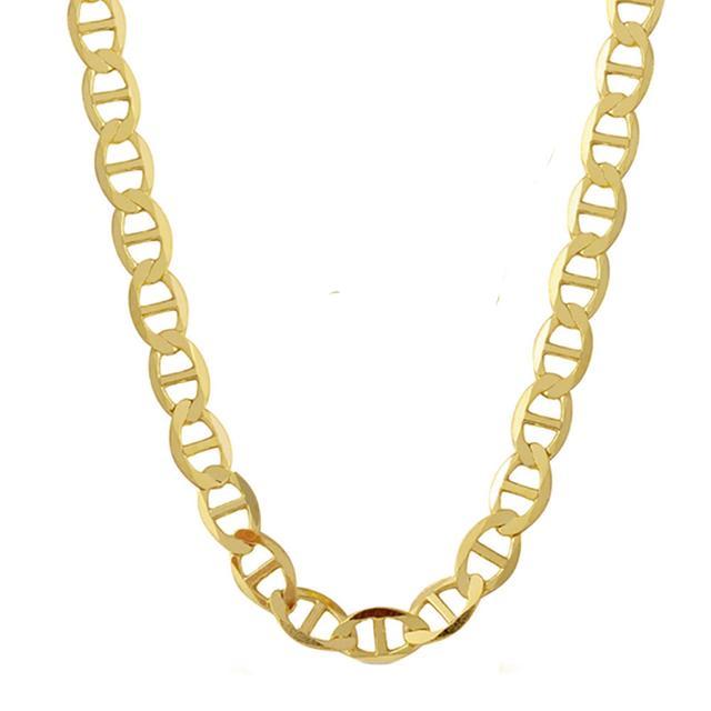 Rashida Jones x Iconery Mariner Chain Necklace