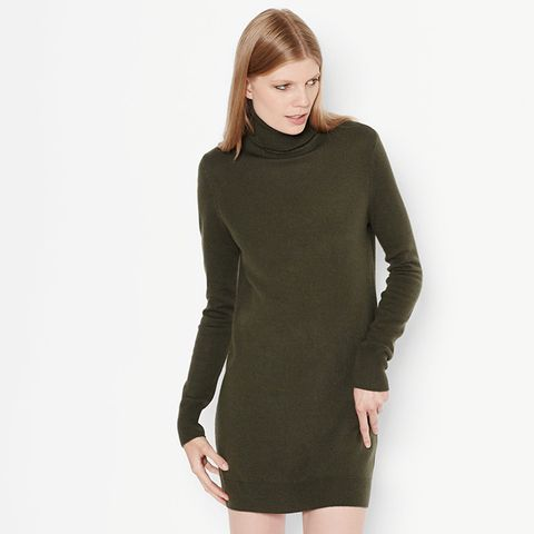 Oscar Cashmere Dress