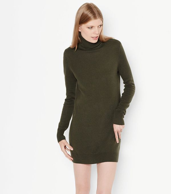 Equipment Oscar Cashmere Dress