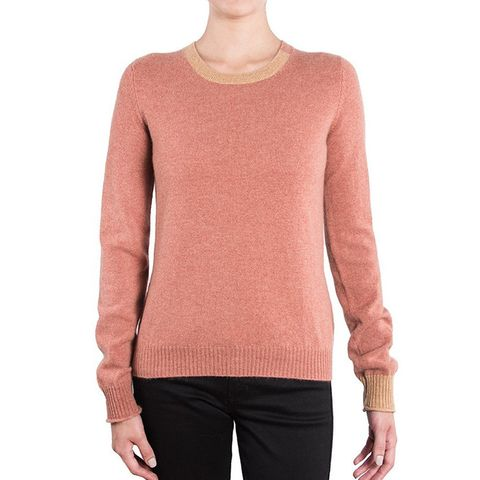 Surmount Cashmere Crewneck Sweater