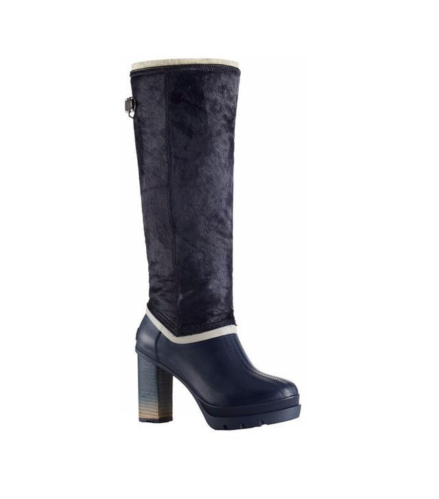 Medina IV Premium Rain Heel Boot
