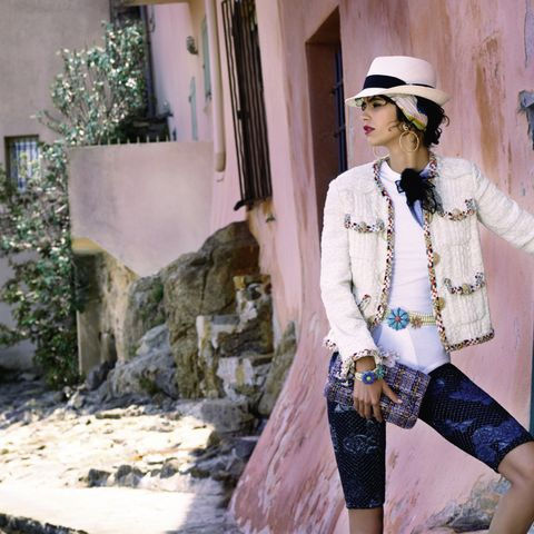 Karl Lagerfeld's New Campaign Is Like a Love Letter to Cuba