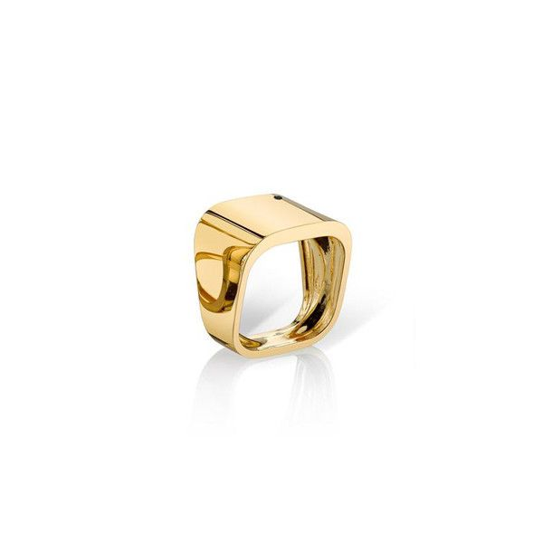 Rashida Jones x Iconery Square Ring