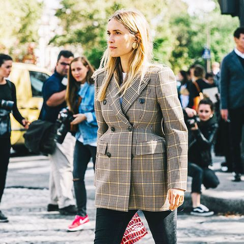 This Trend Will Make You Look Polished (With No Effort)