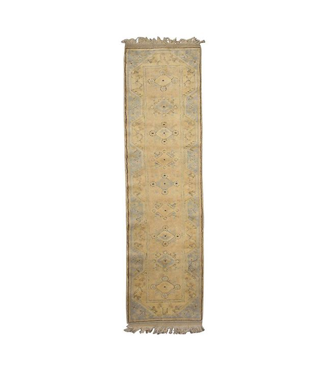 Lawrence of La Brea Turkish in Wool Beige Rug
