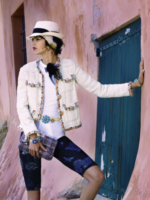 We All Need The Chanel Cruise Campaign, Because Tuesday