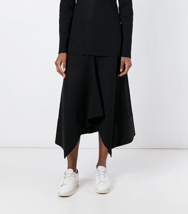 Ter Et Bantine Draped Pleats Skirt