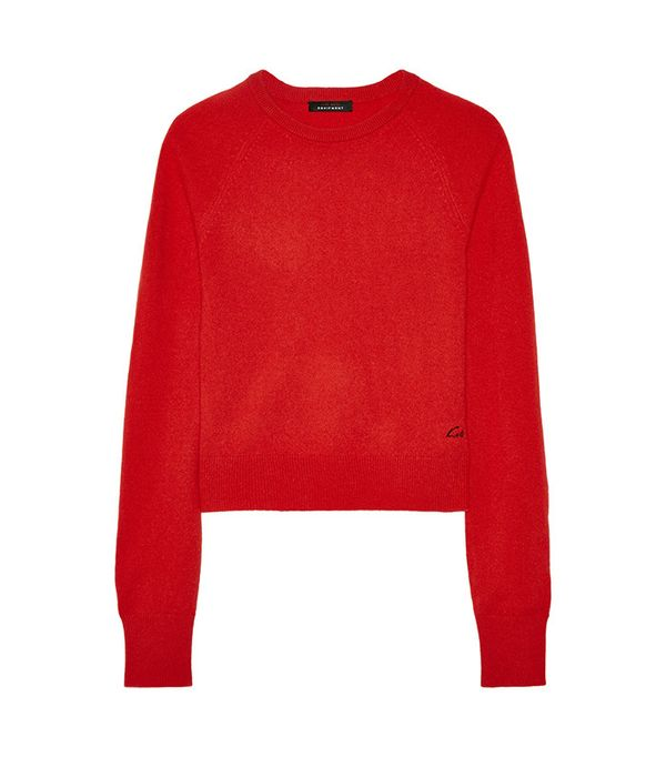 Kate Moss Ryder Cashmere Sweater