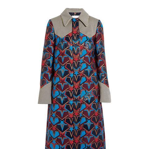 Stardom Jacquard Coat