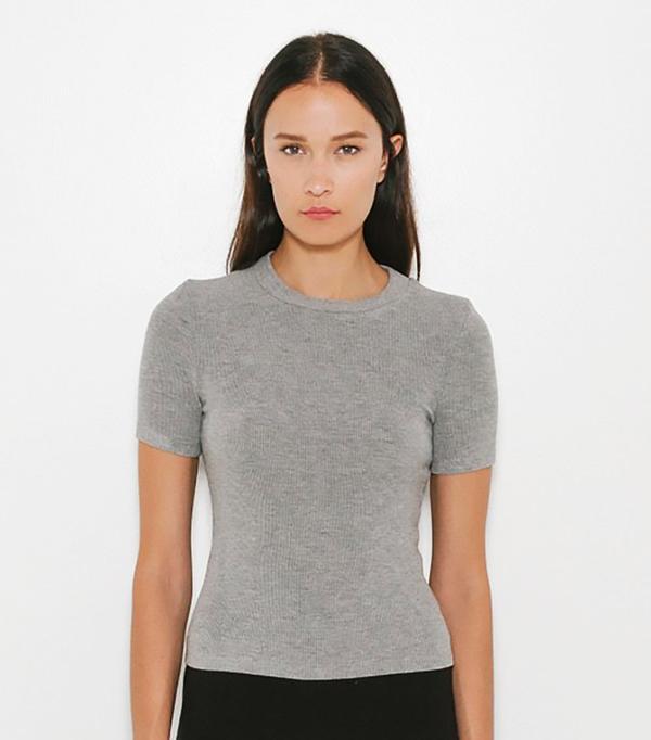 GBTSO Short Sleeve Crop Sweater