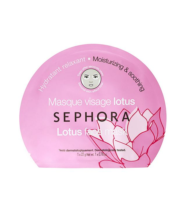 Sephora Collection Face Mask in Lotus
