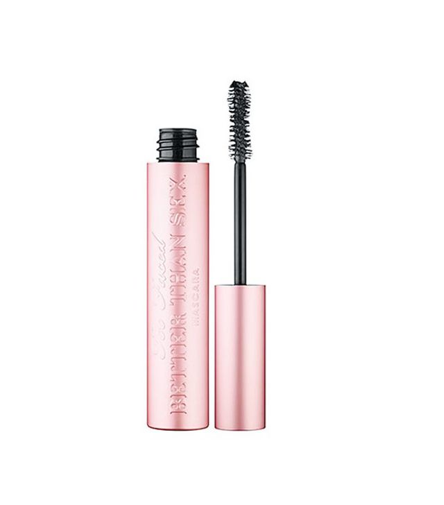 Too Faced Better Than Sex Mascara in Travel Size