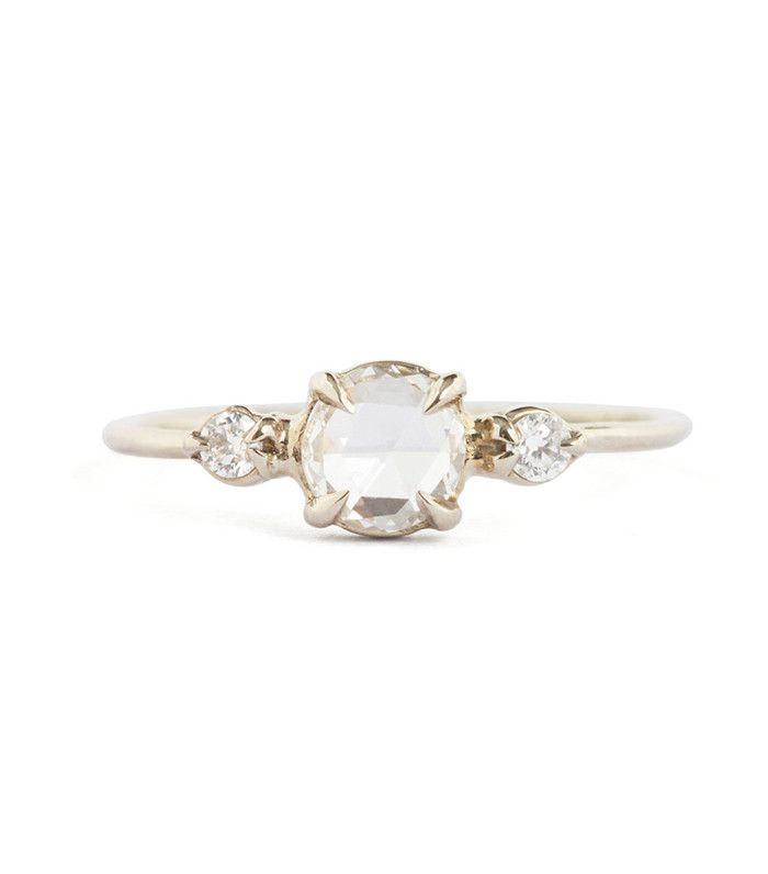 Catbird Wedding Odette The Swan Ring