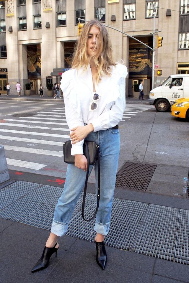 Shop the $50 Ruffled Top Bloggers Are Obsessing Over