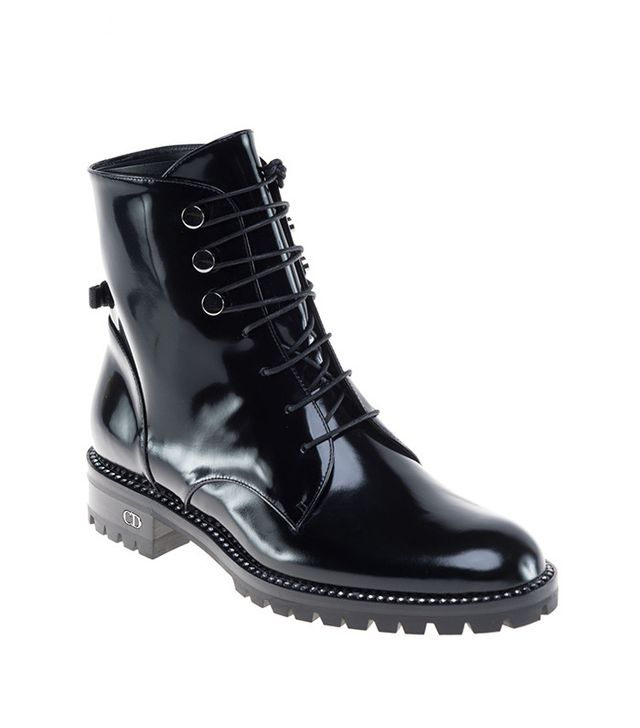 Dior Rebelle Army Boot