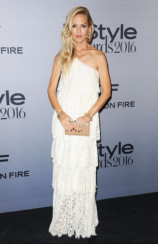 On Rachel Zoe:Rachel Zoe Rayne One-Shoulder Gown($1195).
